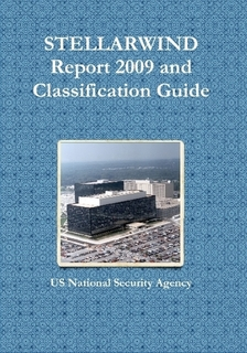 Stellarwind Report 2009 and Classification Guide, book cover